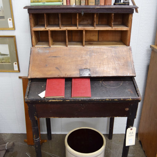 Desk with Cubbies - Booth #008 - $120