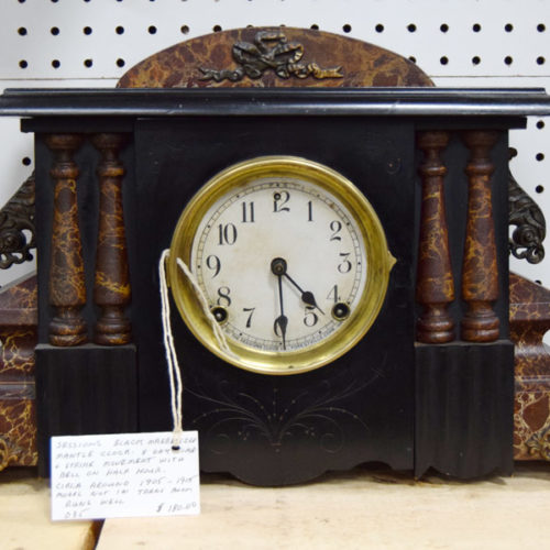 Sessions Mantle Clock - Booth #035 - $180