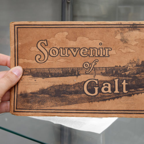 Souvenir of Galt - Booth #045 - $75