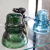 Brookfield Glass Insulators - Various