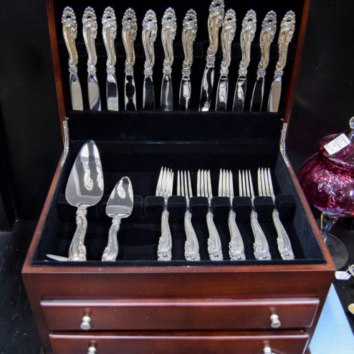 Goram Sterling Flatware