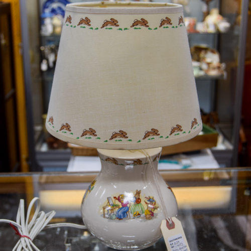 Royal Doultons Bunnykins Lamp
