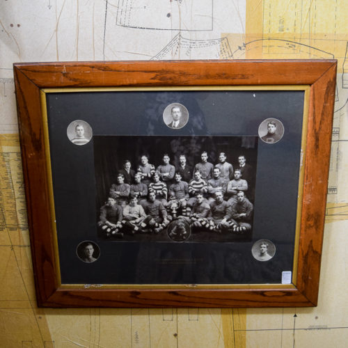 Framed Football Club Photo