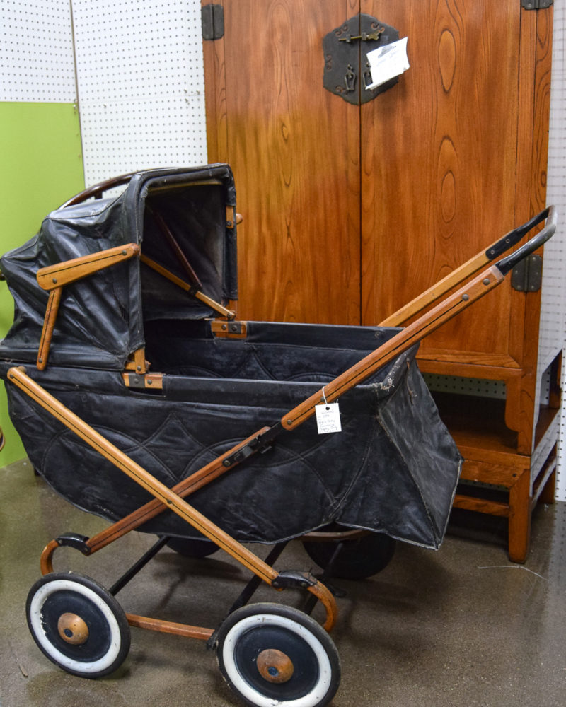1930s Baby Carriage