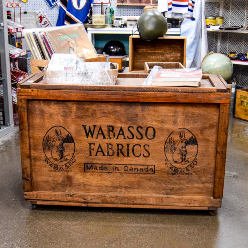 Wabasco Fabrics Box