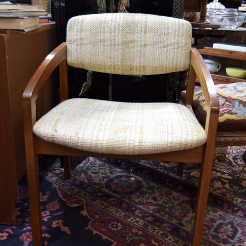 Teak Mid-Century Chair