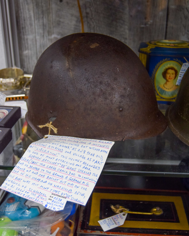 Russian War Helmet