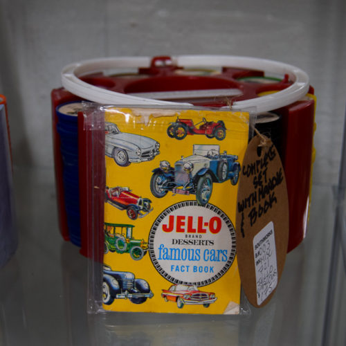 Jello Car Coins