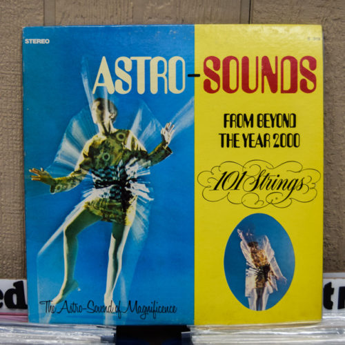 Astro - Sounds Up LP