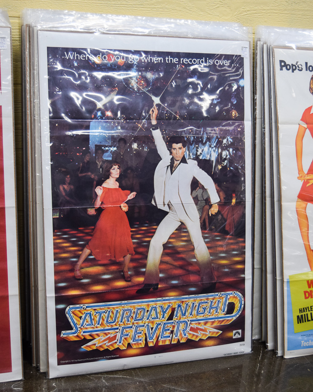 Saturday Night Fever Poster