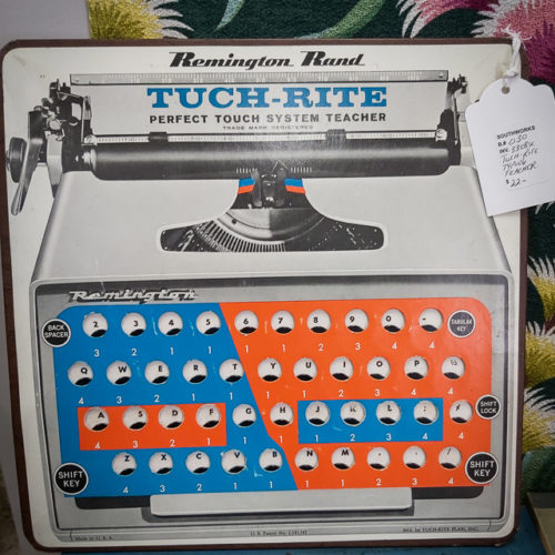 Tuch Ryte Typing Teacher