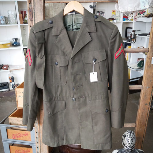 US Marines Jacket and Pants