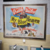 1950 My Blue Heaven Movie Poster