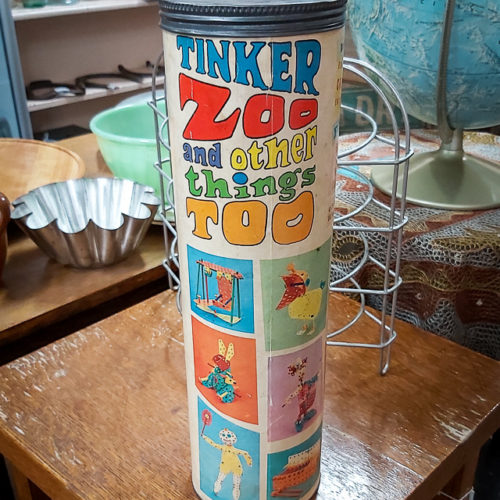 Tinker Zoo Building Toy