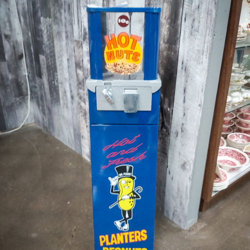 Hot Peanut Vending Machine