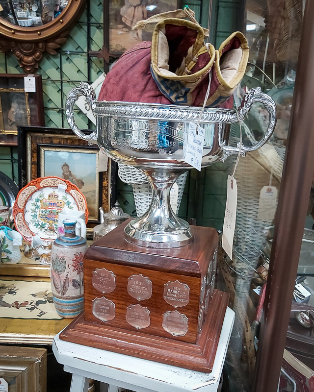 Ontario Athletics Commission Trophy