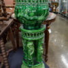 Chinese Vase and Stand