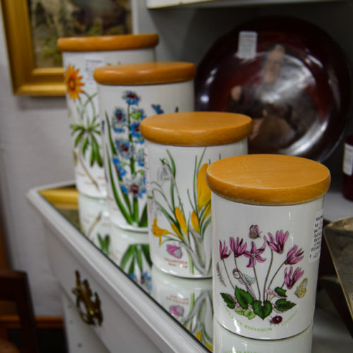 Portmeirion Botanical Garden Storage Jars