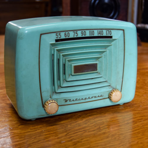 1950s Westinghouse Model 502 Radio