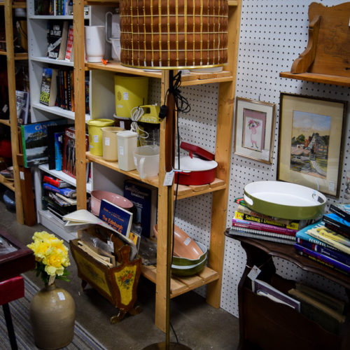 Mid-Century Floor Lamp