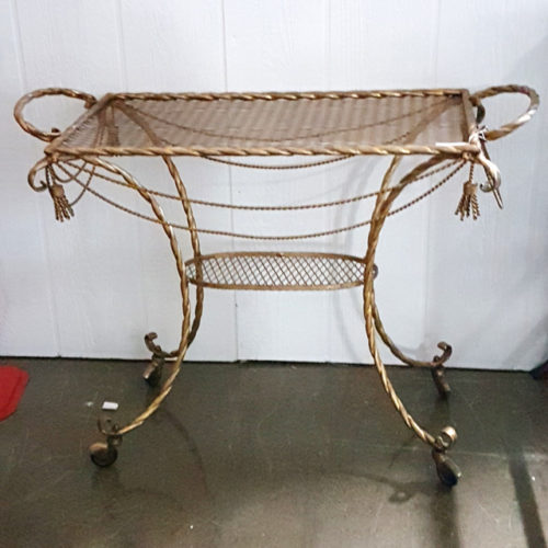 Italian Bar or Tea Cart
