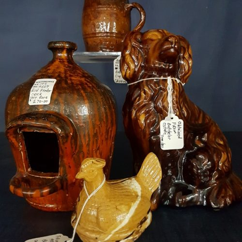 collection-of-redware